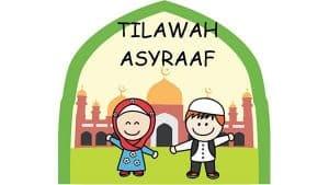 Tilawah Asyraaf